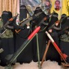 16 FEMALE SUICIDE BOMBERS AND THEIR TRAINER ARRESTED IN KANO