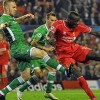 CHAMPIONS LEAGUE: ARSENAL SUFFERS LOSS, GERRARD RESCUES LIVERPOOL
