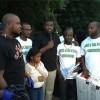 THE GHANAIAN ACTOR, JOHN DUMELO DONATES TO EBOLA VICTIMS