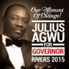 WHY I DON'T WANT TO BE RIVERS GOVERNOR – JULIUS AGWU