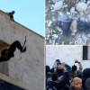 PHOTOS: ISIS STONE, THROW MAN OFF ROOF TOP