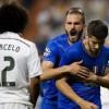UEFA: REAL MADRID 1-1 JUVENTUS