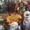 PHOTOS: HOW CHILDREN IN IDP CAMPS FEED