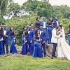 PHOTOS FROM OSAS AND GBENRO AJIBADE'S WEDDING