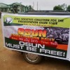 PHOTOS: PROTEST AGAINST RAUF AREGBESOLA IN OSOGBO THIS MORNING