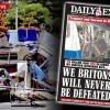 10 YEARS ON: 7/7 BOMINGS IN PICTURE, THE DAY LONDON WENT DEAD