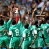Falconets qualify for next round after 14-1 rout of Liberia