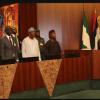 Photos: Osinbajo, governors meet at Aso Rock