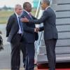 Photos:Obama bids Kenya farewell, heads to Ethiopia