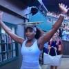 Photos: Nigerians turn Serena Williams plantain hawker