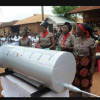 Photos: How the dead are buried in Ghana