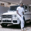 Comedian AY acquires brand new G-Wagon as birthday gift to himself