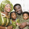 Actress Mercy Johnson expecting 3rd child with husband