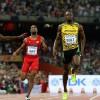 Usain Bolt wins 100 meter title at World Athletics Championship