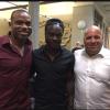 Sunday Oliseh spys on Victor Moses