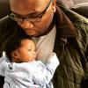 IROKO TV Boss Jason Njoku shares adorable photo with his daughter