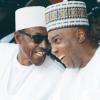 Buhari, Saraki meet inside Aso Rock