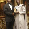 Julius Agwu receives Double Honours at the 19th African Film Awards in London