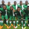 Nigeria's under-23 team escape plane crash
