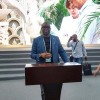 Photos of Fayose's Speech Scam In China
