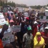 #OccupyNass protesters continue their protest in front of National Assembly today(Photos)