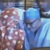 VIDEO: Moment rescued CHIBOK girl met with president Buhari