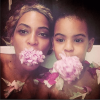 Beyonce & Daughter Blue Ivy Pictured In Adorable Bathtub Photos