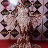 See the outfit a Ghanaian actress' wore to an award show