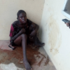 Photos: Lady allegedly turns into cat in Ibadan