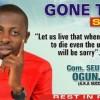 HEARTBREAKING! UNILAG Graduate 'Seun Paul Ogunjide' Laid To Rest Amidst Tears