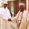 PHOTOS: Buhari receives Alake of Egbaland