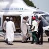 PHOTOS: President Buhari departs for New York