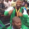Nigeria's Rio 2016 paralympics team receives rousing welcome (Photos)