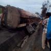 Graphic photos: Petrol tanker kills six in Akwa Ibom